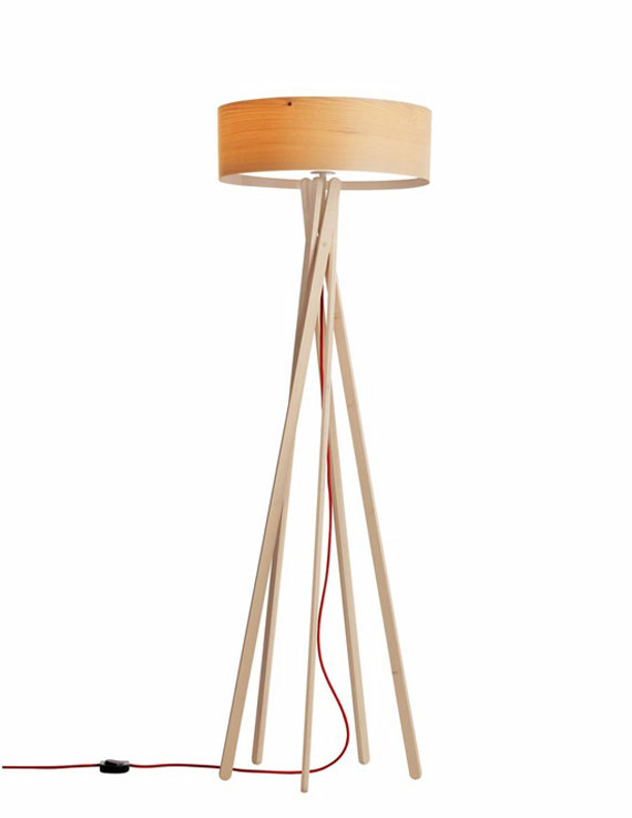 q13 Modern and vintage floor lamp designs to decorate and light up your rooms