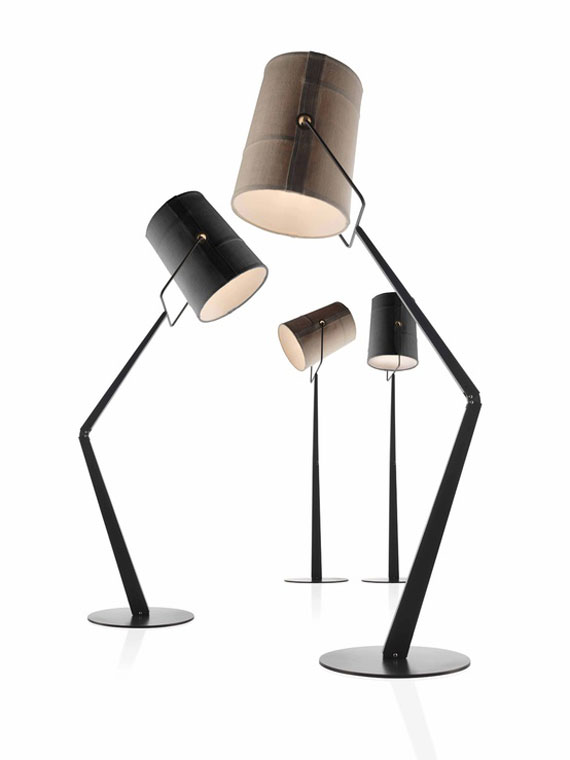 q21 Modern and vintage floor lamp designs to decorate and light up your rooms