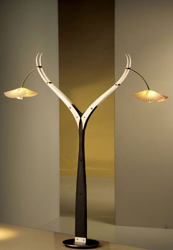 q32 Modern and vintage floor lamp designs to decorate and light up your rooms