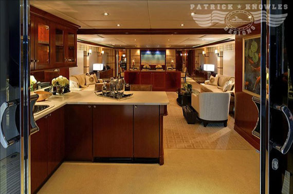 y27 Glamorous Yacht Interior Design Examples That Will Amaze You