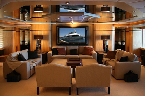 y24 Glamorous yacht interior design examples that will amaze you