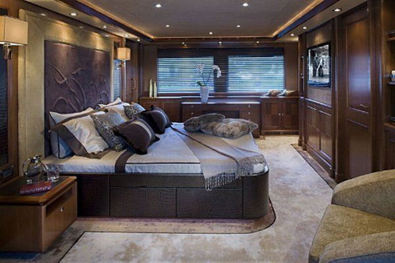 y37 Glamorous yacht interior design examples that will amaze you