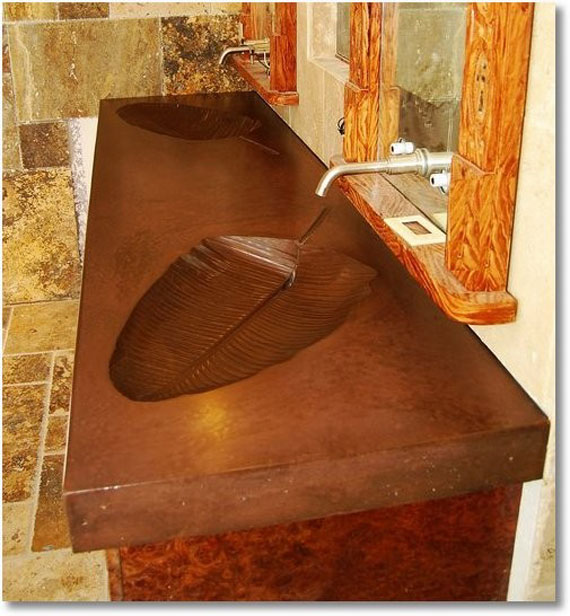 p26 Beautiful Photos of Sink Designs - 50 Examples