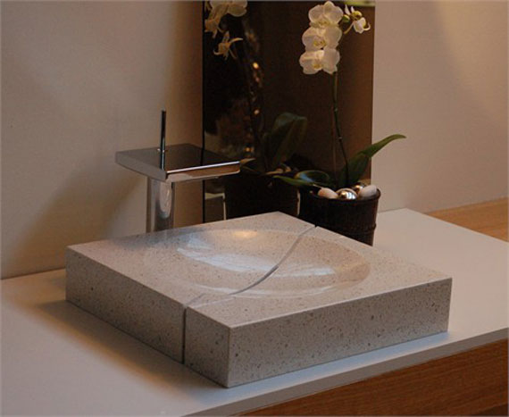 p25 Beautiful Photos of Sink Designs - 50 Examples