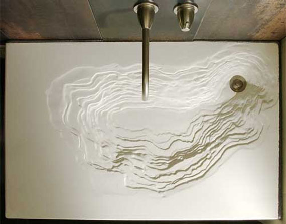 p34 Beautiful Photos of Sink Designs - 50 Examples