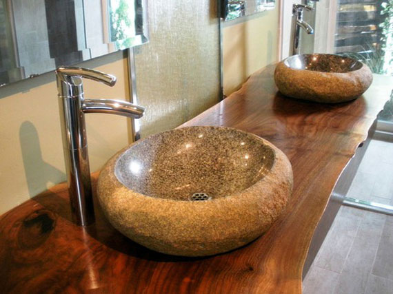 p31 Beautiful Photos of Sink Designs - 50 Examples