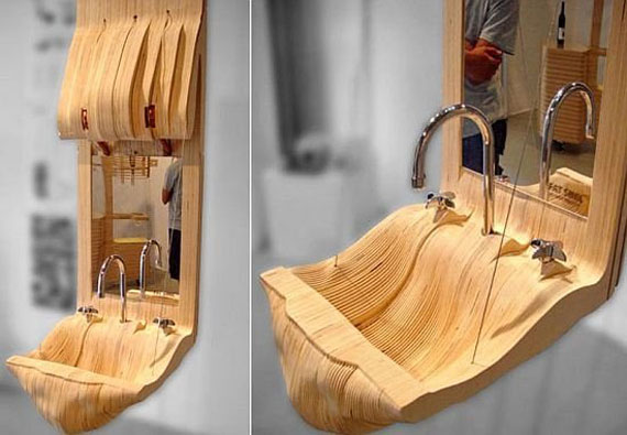p40 Beautiful Photos of Sink Designs - 50 Examples
