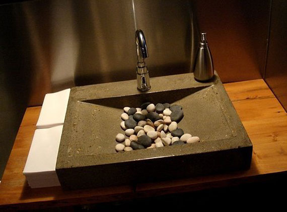p45 Beautiful Photos of Sink Designs - 50 Examples