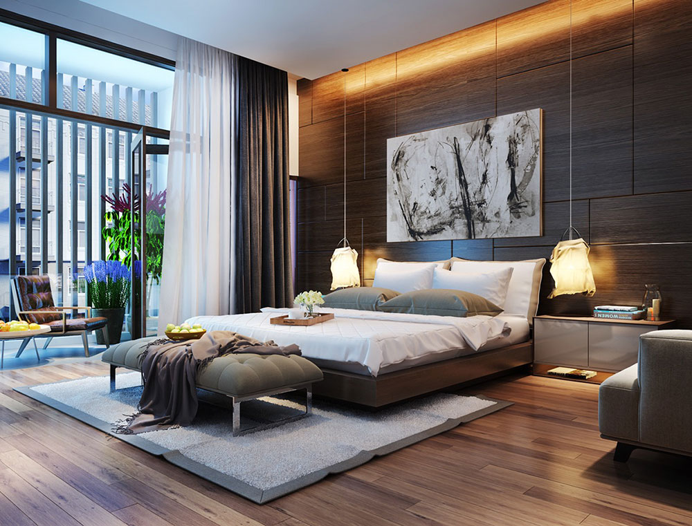Indirect lighting in the bedroom 4 interior decoration tricks to transform your bedroom