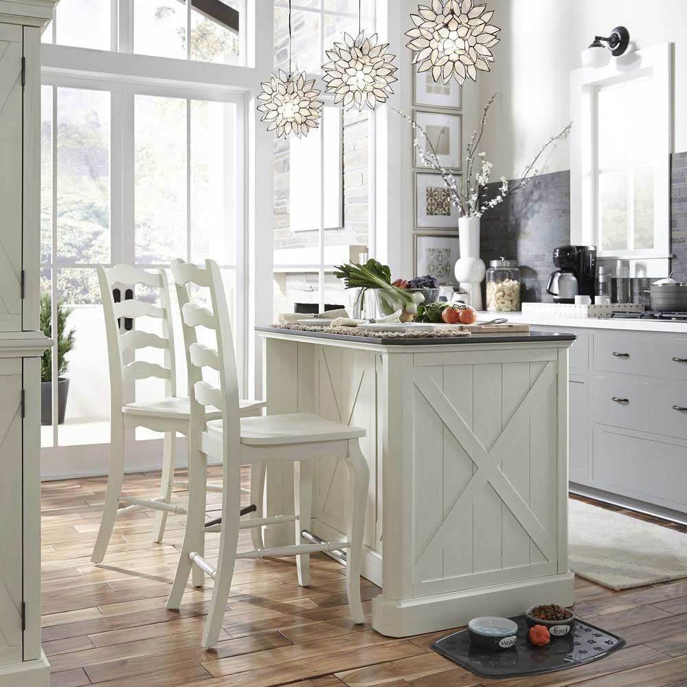 Kitchen island 4 ways to make your kitchen more inviting