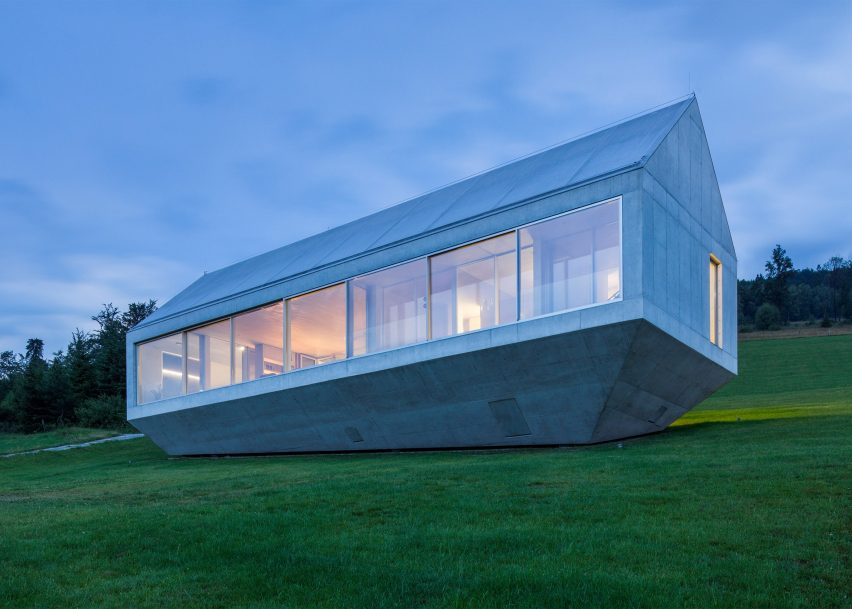 5 of the best geometric houses