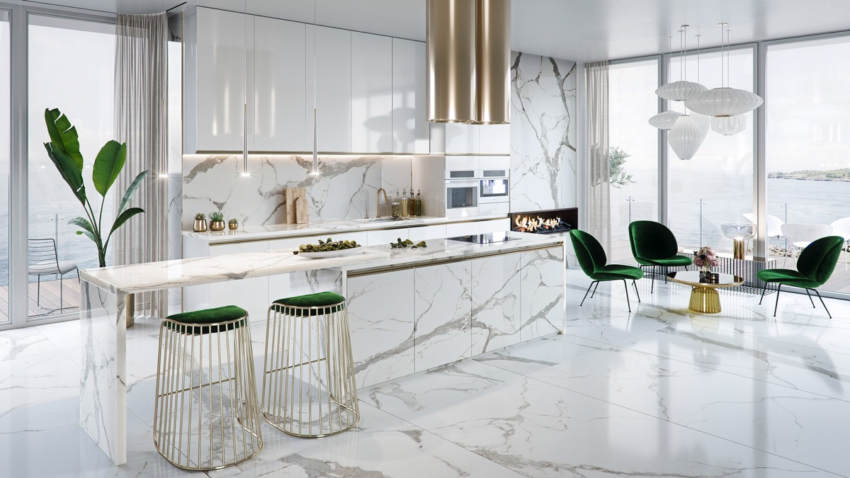6 beautiful glass products to modernize your interior design