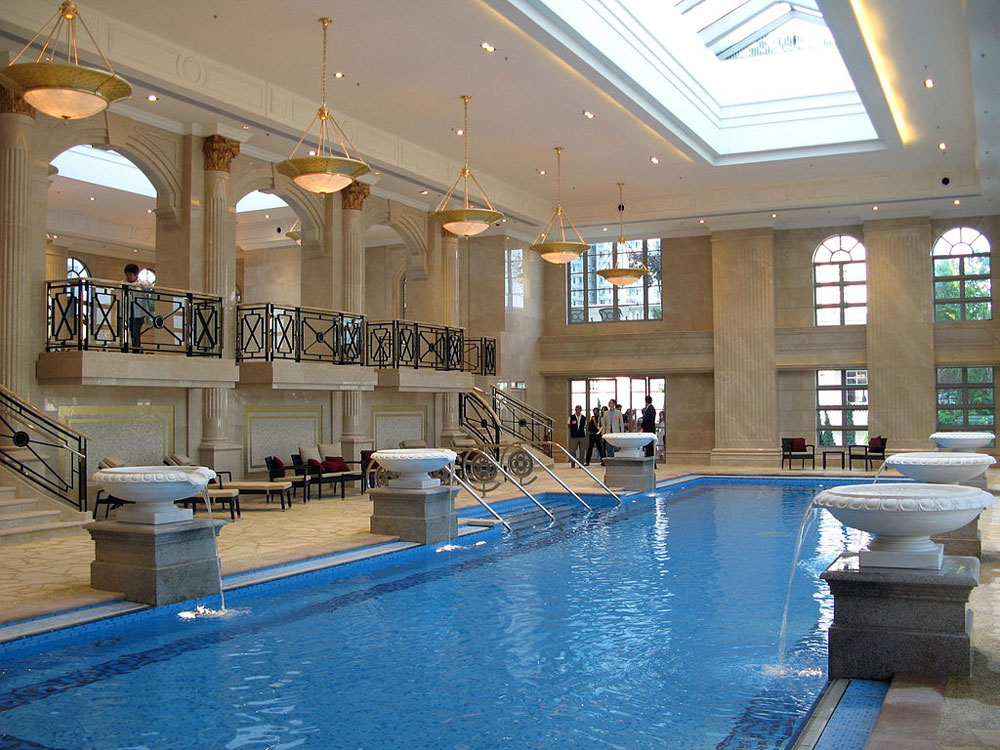A Collection Of The Popular And Eclectic Indoor Pools We Love 11 A Collection Of The Popular And Eclectic Indoor Pools We Love