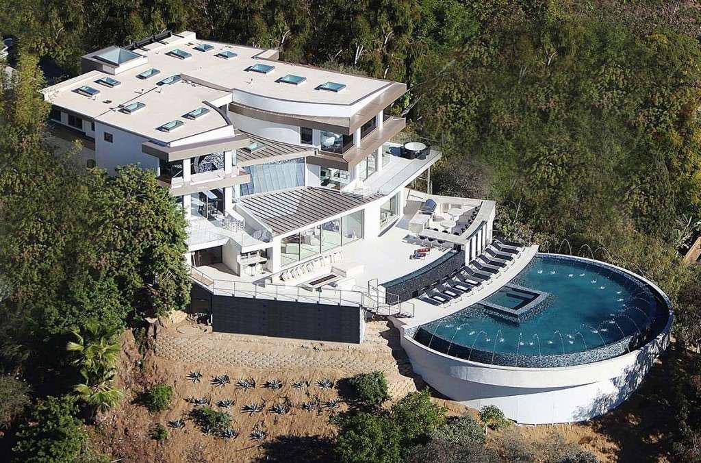 A modern California dream home with breathtaking views 1 A modern California dream home with breathtaking views