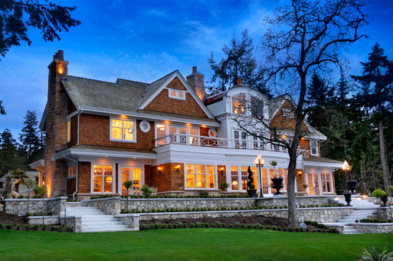 m Ardmore Hall luxury residence built by Michael Knight