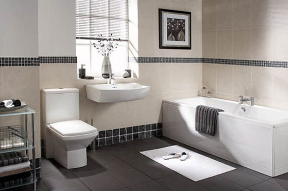 regular1 Attractive bath mats and carpets that improve the look of your bathroom
