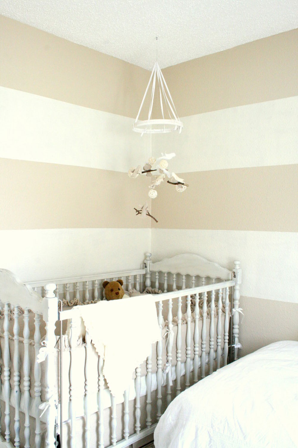 21 baby nursery color schemes for your baby's room