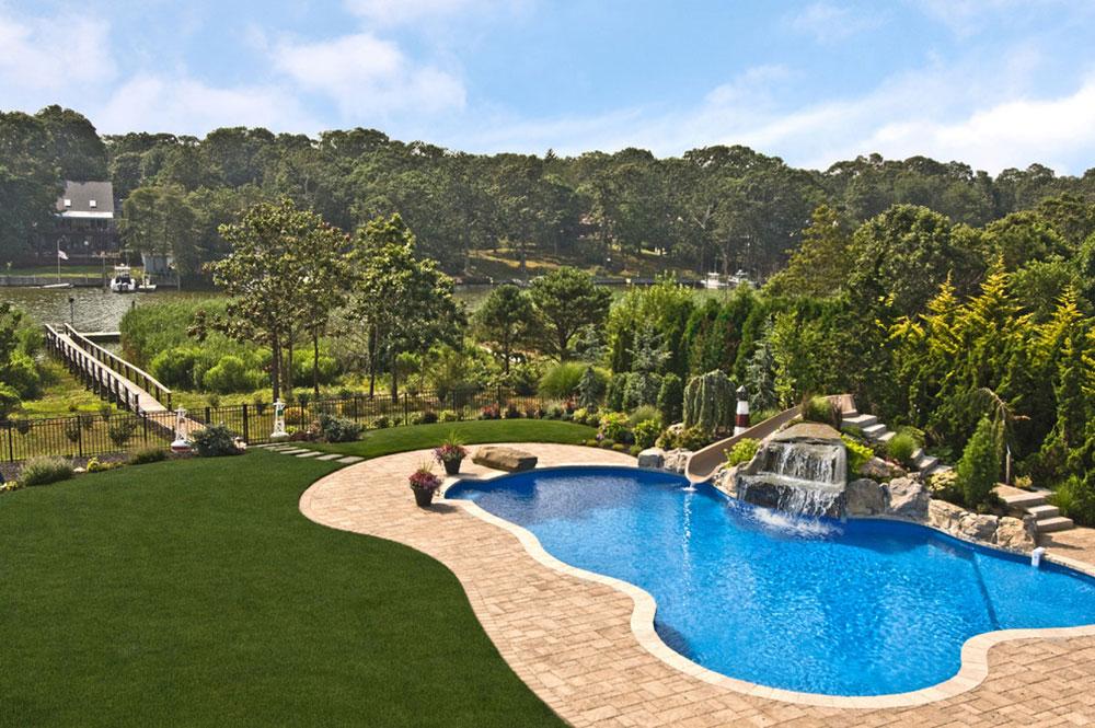 Enhance your living environment with backyard waterfalls11 backyard waterfalls ideas to inspire you