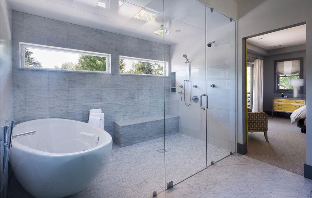 MASTER-SHOWER-by-Stone-Cloud-Design-Build Blue bathroom ideas.  Design, decor and accessories