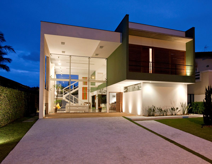 Acapulco-House-by-Flavio-Castro Brazilian Architecture - Beautiful houses by talented architects