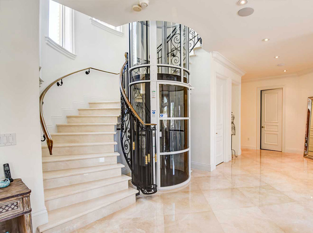 Custom elevator in the home Can I install an elevator in my home?