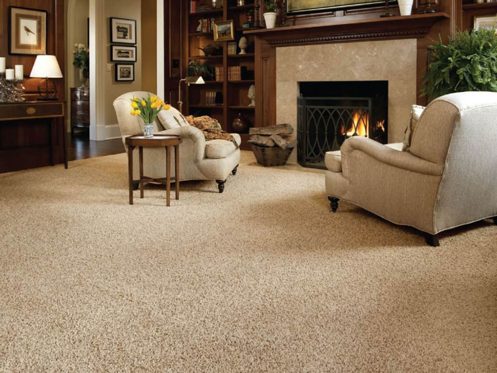 Low-Pile-Carpet-For-Living-Room Can you install your carpet yourself?  Read these tips first