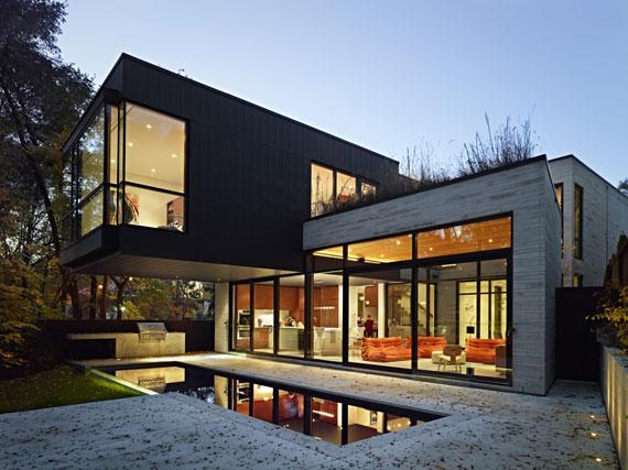 50421473567 Cedarvale House Designed by Drew Mandel Architects