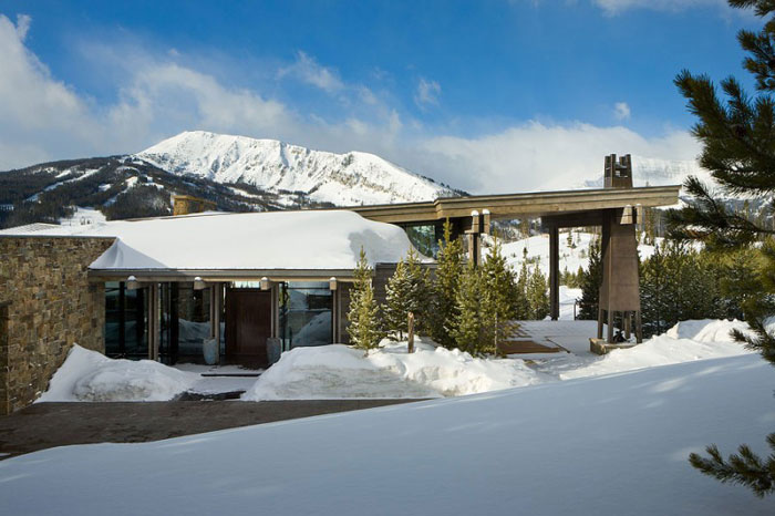 75484887565 Classy Mountain Home Lower Foxtail Residence
