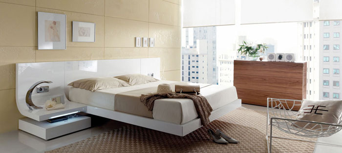 81578782579 Collection of really cool floating bed designs