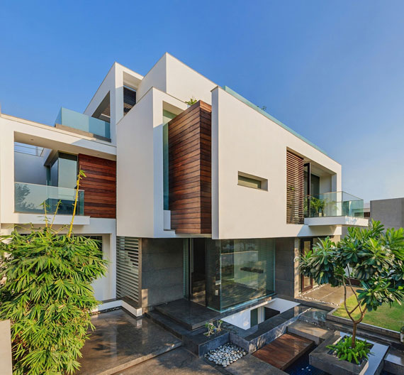 52877925750 Contemporary, elegant and thermally efficient home in New Delhi