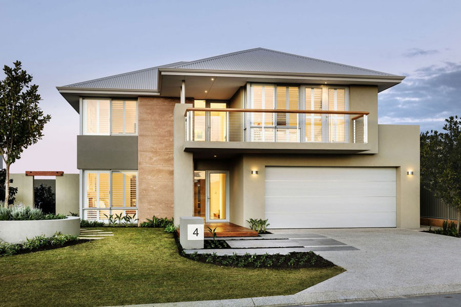 1 cozy Perth home with a sleek design by Webb & Brown-Neaves