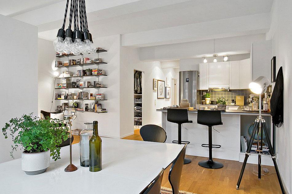 Cozy apartment in Gothenburg that presents a beautiful Scandinavian design 1 cozy apartment in Gothenburg presents a beautiful Scandinavian design