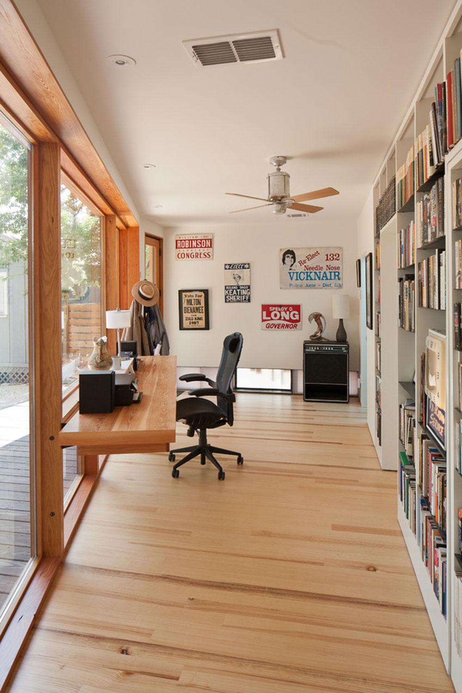 Diy-wall-desk-for-a-pleasant-job4 DIY wall-desk design ideas