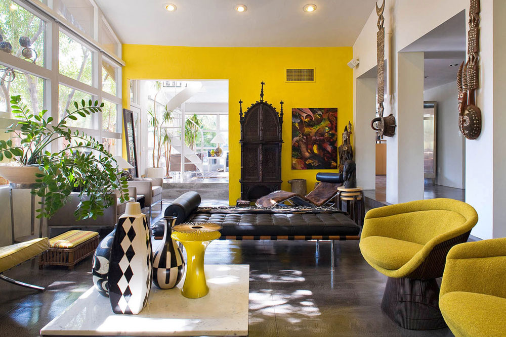 Decorating-your-house-interiors-with-plants-1 Decorate the interiors of your house with plants