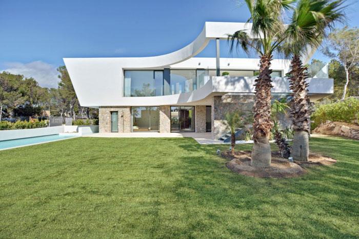 85532353777 Gorgeous Mediterranean Villa - Malgrats Seven designed by Signature Estate