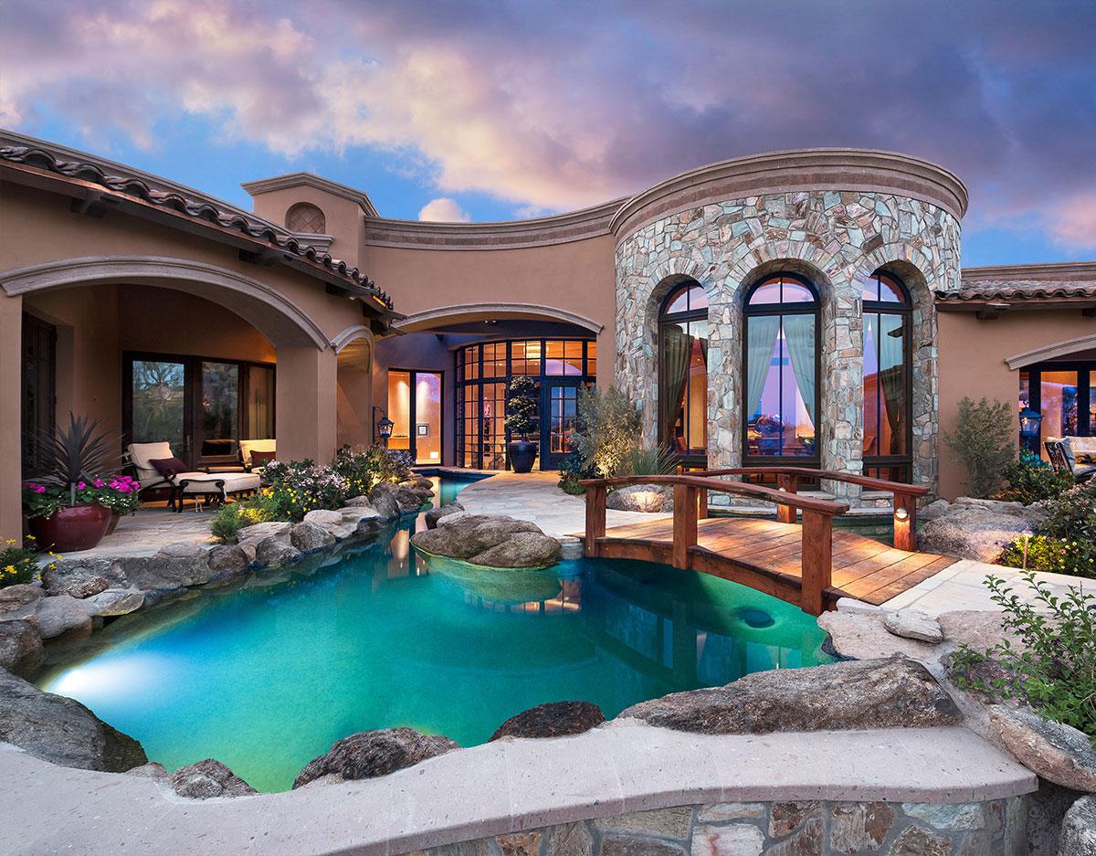 Elegant-Mansion-1 Elegant mansion designed by Urban Design Associates