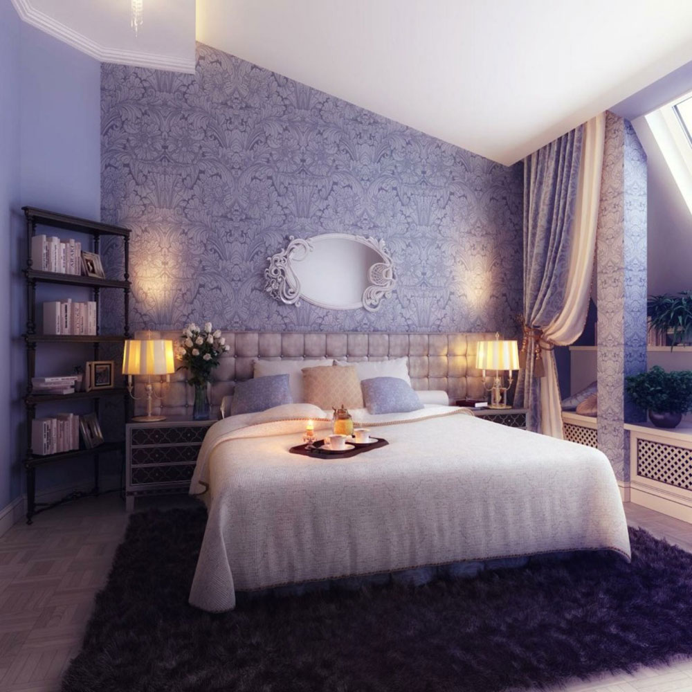 Every personality needs different room colors and moods Every personality needs different room colors and moods