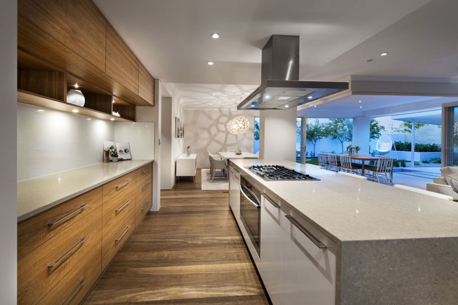 1 examples of modern kitchen design that inspire you