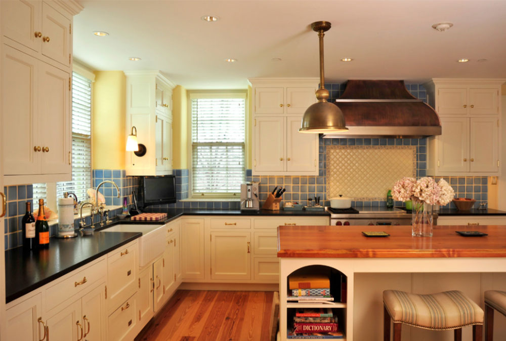 Image-1-15 Country kitchen - design, style and ideas