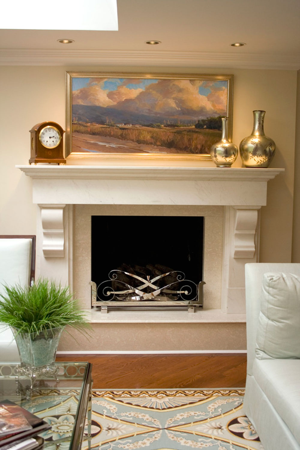 Fireplace covering-decoration-ideas-for-a-cozy-home2 fireplace covering-decoration ideas for a cozy home