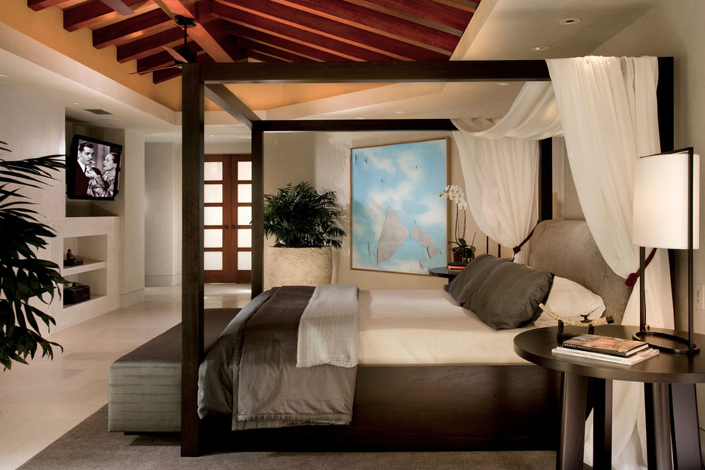 Four-poster bed ideas that will delight your room 13 four poster bed ideas that will delight your room