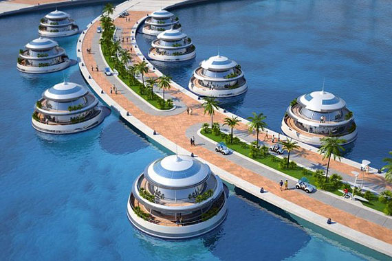 amphibious-1 Futuristic luxury resorts that will blow your mind