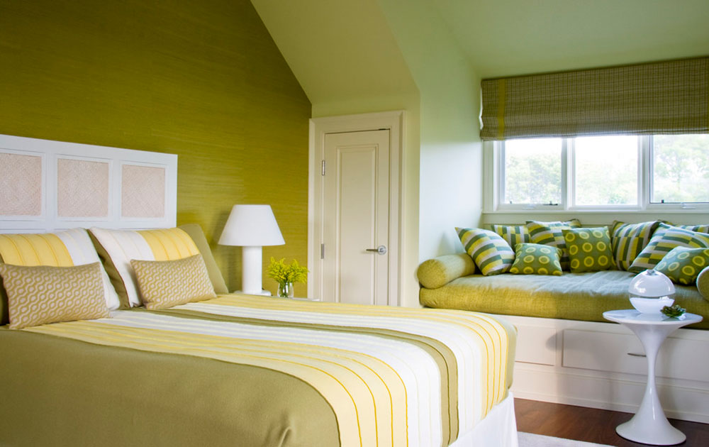 Have you tried Chartreuse Color4?  Have you tried the chartreuse color in your interior design?