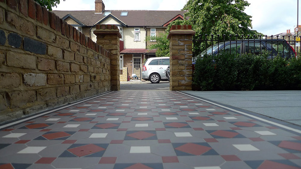 vict2 Helpful Tips on Building a Tiled Path in Your Property