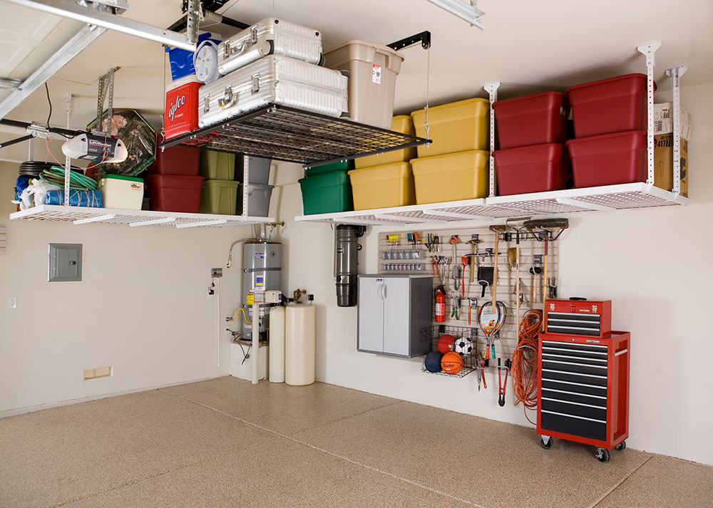 Overhead Home Improvement Projects You Didn't Know You Can Build Yourself