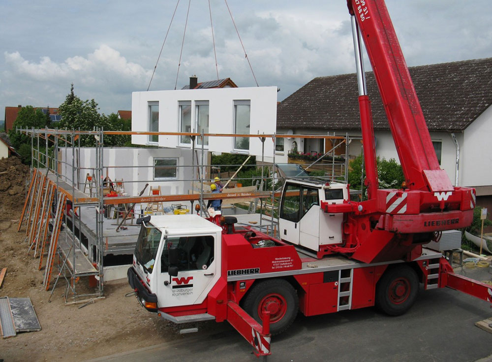 heavy How heavy equipment can help you achieve your dream home
