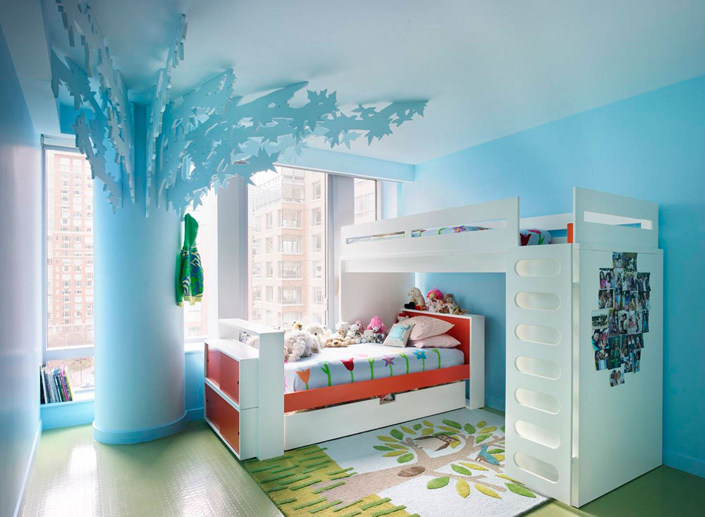 How to choose the right furniture for the children's room1 How to choose the right furniture for the children's room
