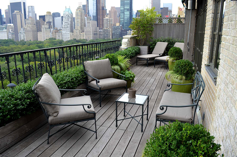 How to decorate an apartment balcony6 How to decorate an apartment balcony
