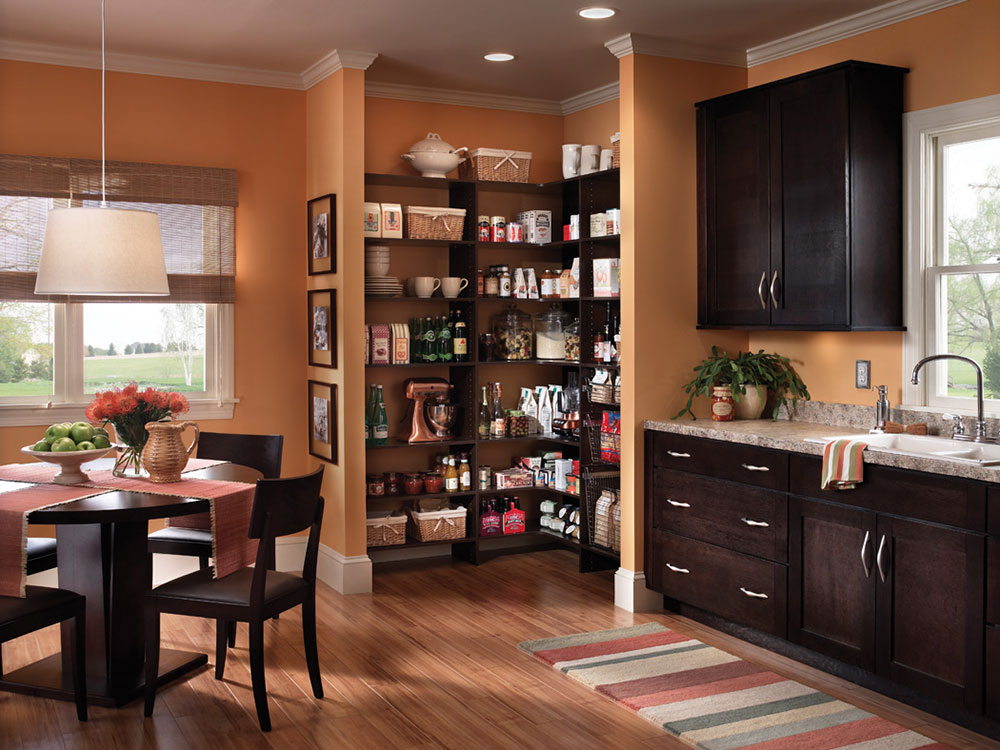 prac How to design and maintain a practical eat-in kitchen