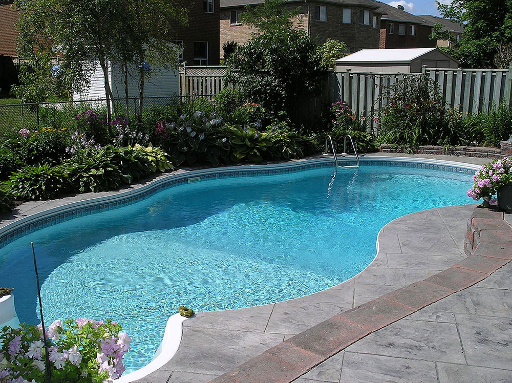 1200px backyard pool How to maintain a swimming pool in summer